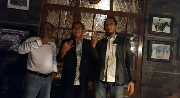 Eka Santosa & Oded Bahas RTH Kota Bandung