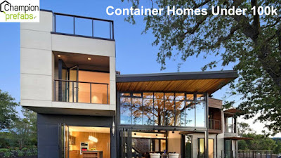 5 Points to be kept in mind before buying a container house under 100k
