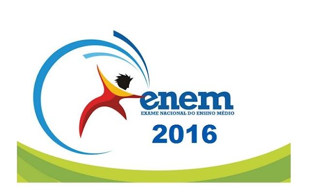 Candidatos já podem consultar locais de prova do Enem 2016