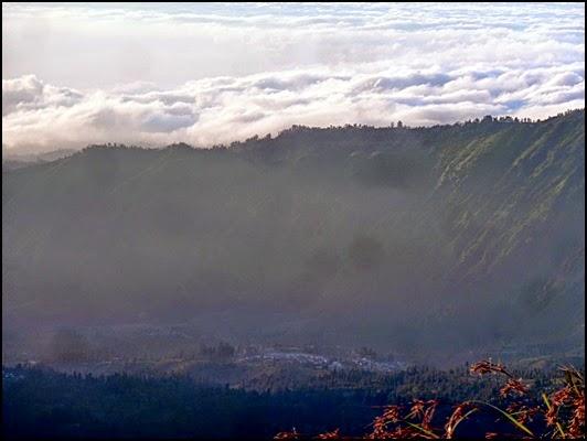 Pemandangan dari Bukit Kingkong Penanjakan