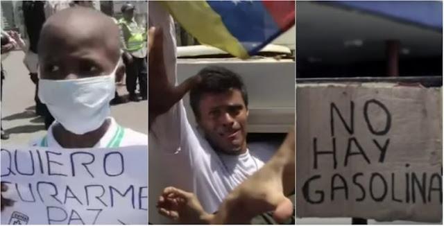 """Documental sobre el chavismo muestra """"la peste populista de Venezuela"""