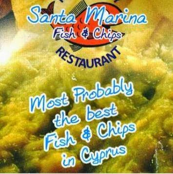 SANTA MARINA - RESTAURANT FISH & CHIPS