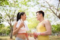 olahraga yang sehat membuat tubuh sehat bugar