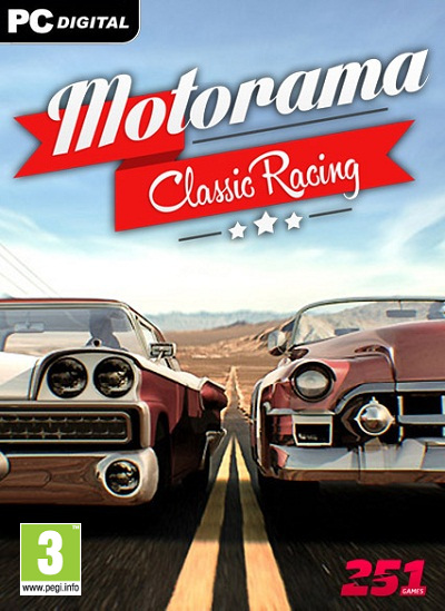 vehicles and street races of the legendary  Motorama-RELOADED