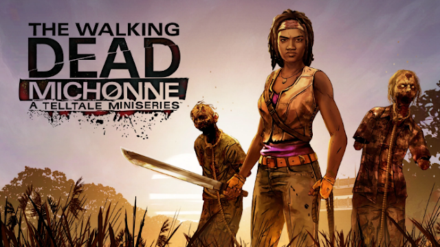 The Walking Dead: Michonne Full Unlocked Apk Terbaru Gratis