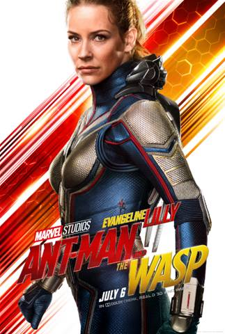 ant man and the wasp, movie poster and review