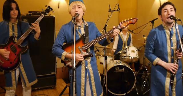 Ιάπωνες τραγουδάνε το «Βρε Μελαχρινάκι» με τον πιο απίστευτο τρόπο - Μην το χάσετε!!! (βίντεο)