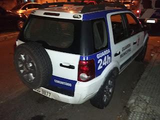 Indivíduo invade prédio particular, pratica furto e é detido pela Guarda Municipal de Vitória (ES).