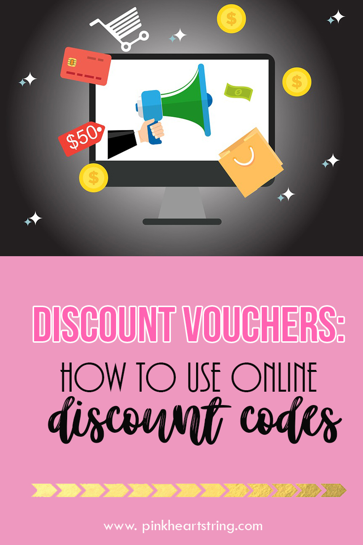How To Use Online Discount Codes