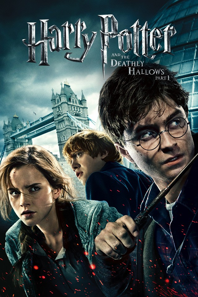 Harry Potter and the Deathly Hallows Part 1 2010 movieloversreviews.filminspector.com film poster