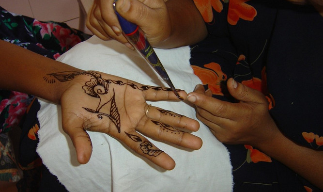 How Long Do Henna Tattoos Last Henna Tattoos