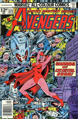 Avengers #171, Ultron