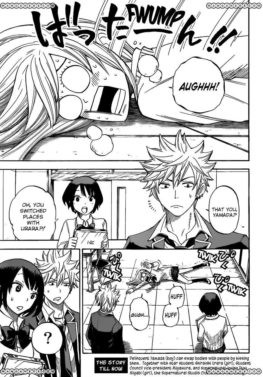 Yamada-kun to 7-nin no Majo 10