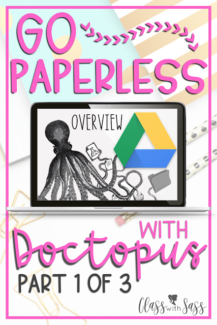 Go Paperless with Doctopus: Part 1
