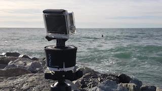 Veho MUVI: X-Lapse 360˚ Nou accesoriu pentru GoPro