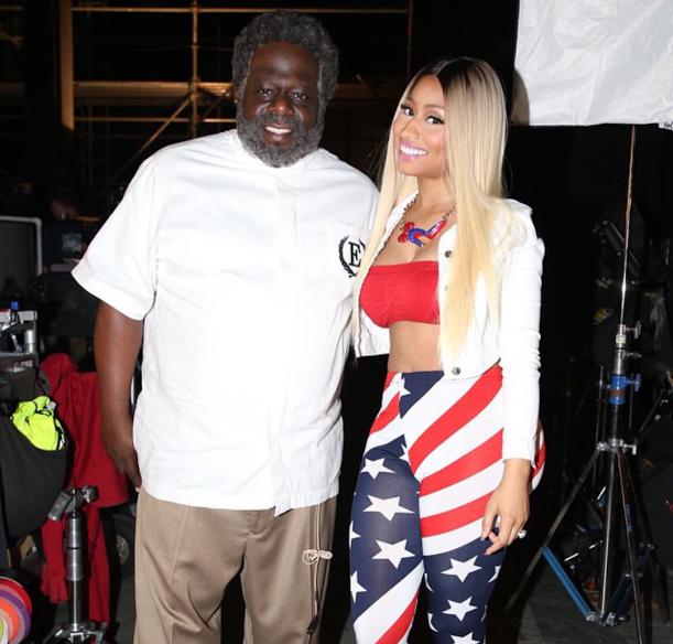 Nicki Minaj Sexy Photoshoot