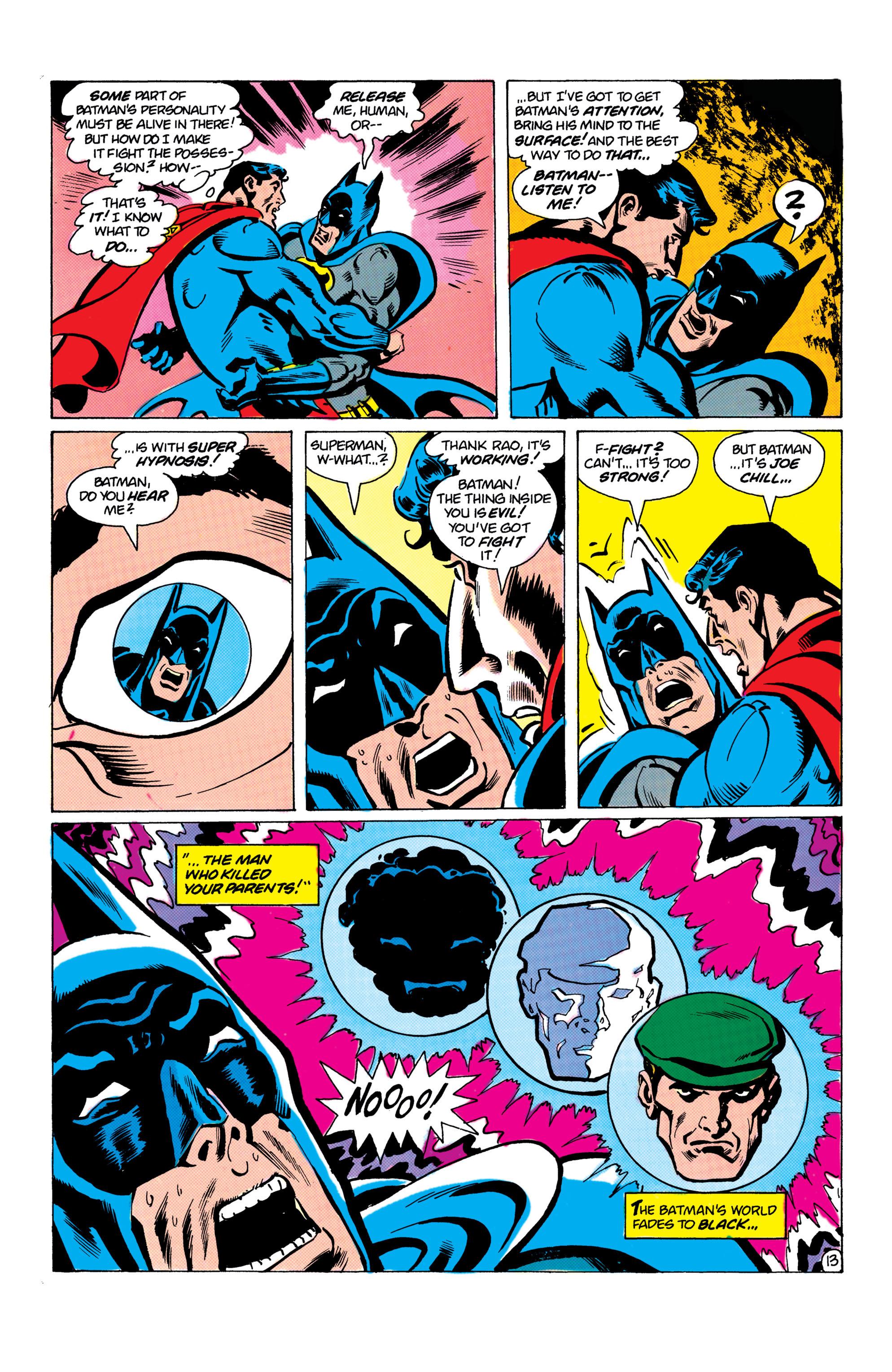Read online World's Finest Comics comic -  Issue #288 - 14
