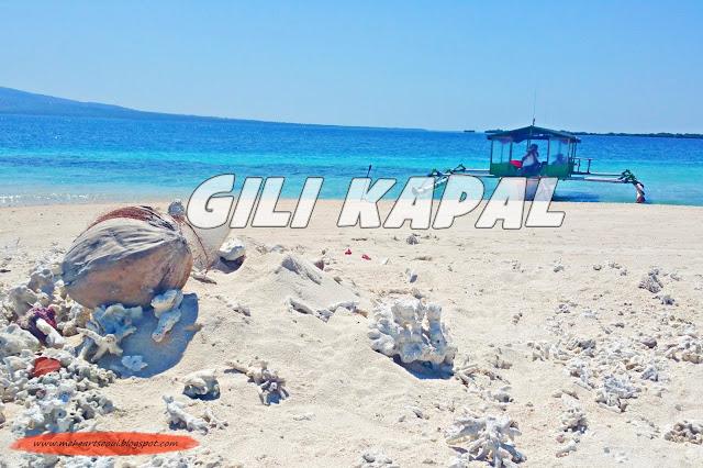 Lombok - Gili Kapal  | www.meheartseoul.blogspot.com