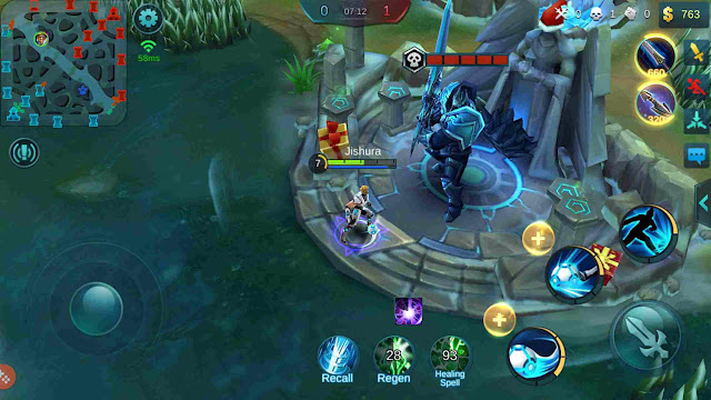 Cara Memanggil Lord di Mobile Legends