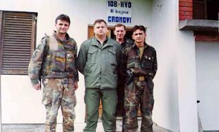 RAZGOVOR S IVOM FILIPOVIĆEM RATNIM DOZAPOVIJEDNIKOM 108. PJEŠAČKE BRIGADE HVO (1995.)
