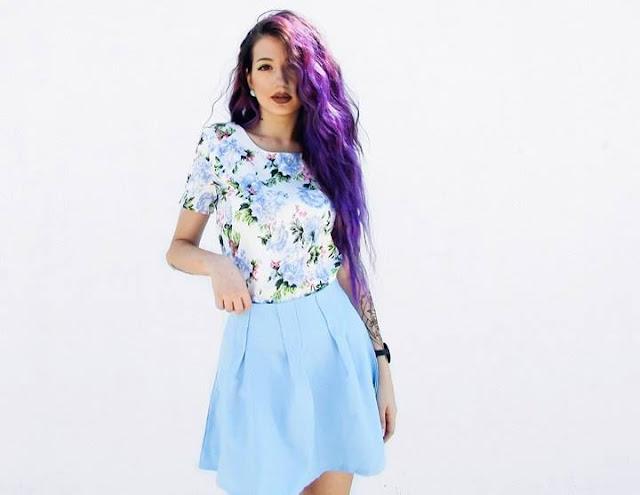 pastel blue outfit ideas