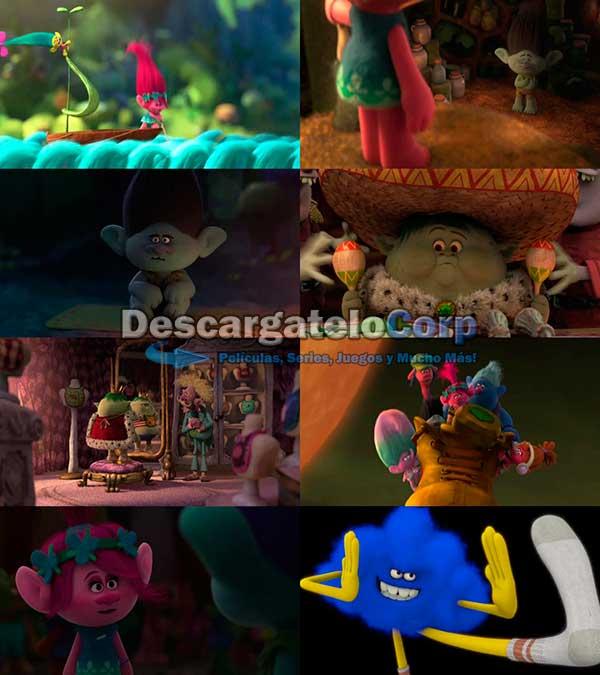 Trolls (2016) HD DVDRip Español Latino