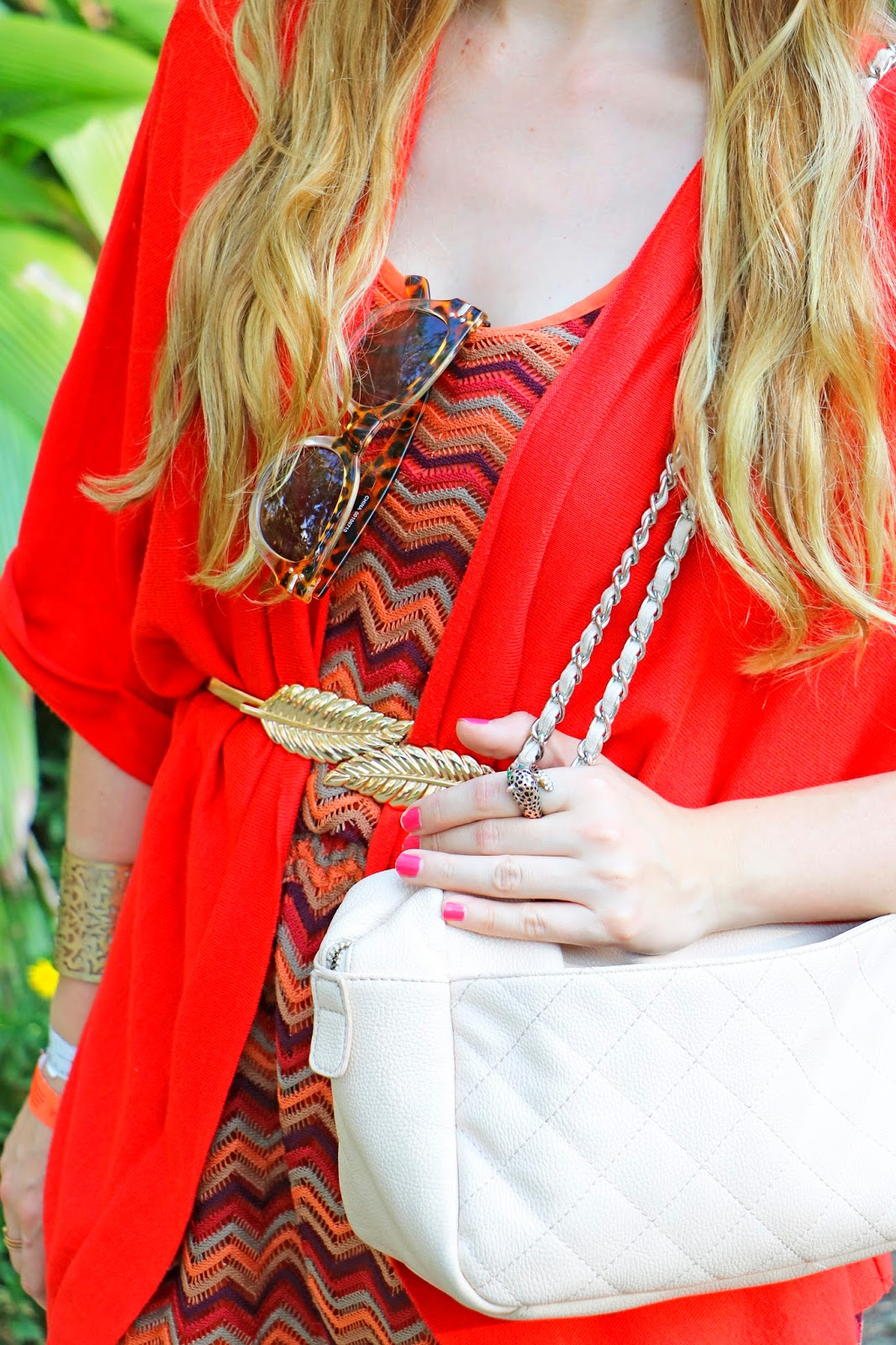 Boho Chic Outfit Details