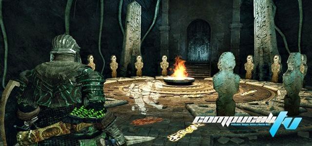 Dark Souls 2 Crown of the Old Iron King PC Full Español