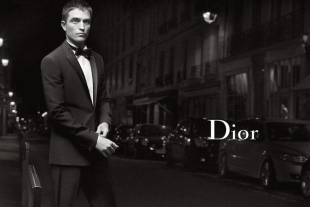 Dior Homme Spring/Summer 2017 Campaign stars Robert Pattinson