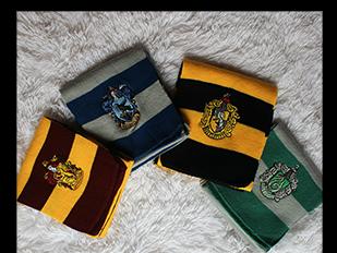 Narodeninová súťaž: Harry Potter šály
