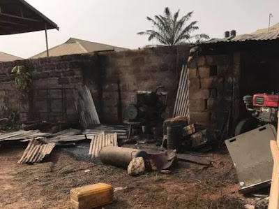 gas plant manager flees as explosion kills 3