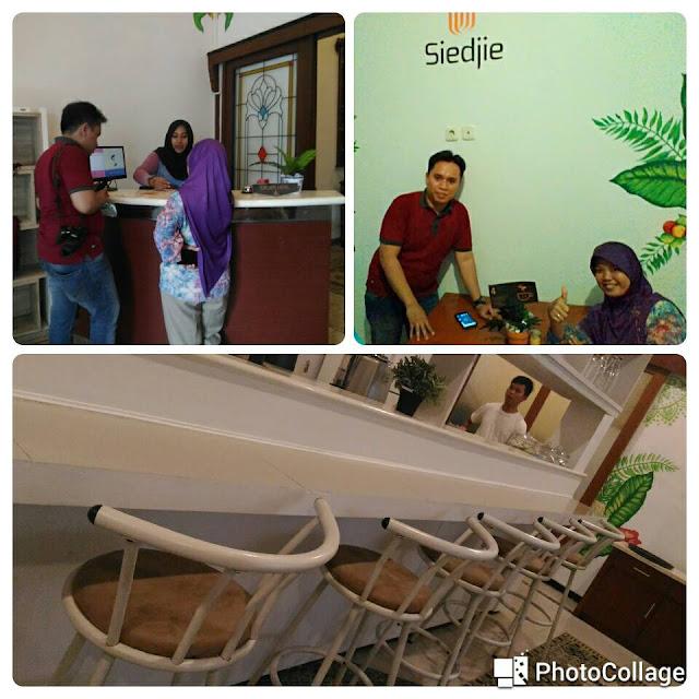 Suasana di Siedjie Cafe Malang