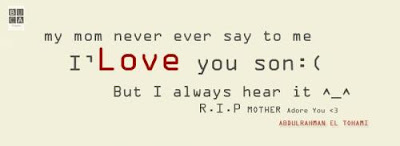Short Rip mom quotes sayings poems from daughter and son