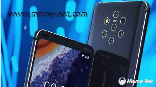 شركة نوكيا تكشف عن هاتف Nokia 9 Pureview