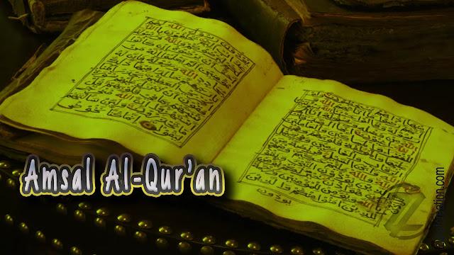 Makalah Amsal Al-Qur'an