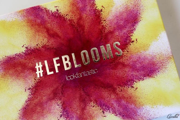 Caja Lookfantastic del mes de abril de 2016 #lfblooms