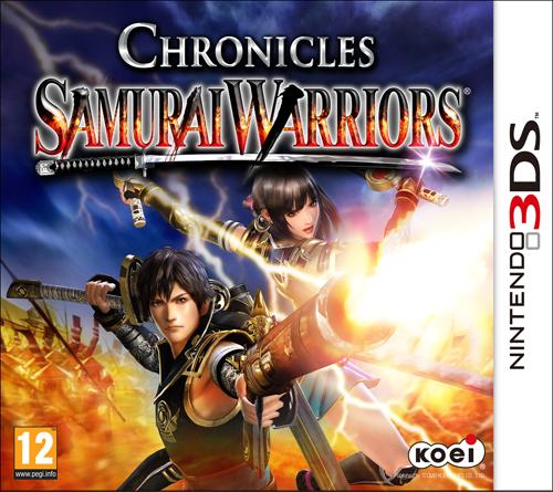 Samurai Warriors Chronicles CIA 3DS EUR