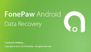 cara mengembalikan foto yang terhapus menggunakan fonepaw android data recovery