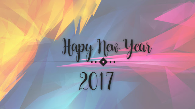 Happy New Year 2017 Wishes Greetings Wallpapers
