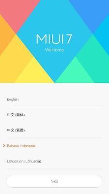 Ingin tema Premium Gratis & Berbahasa Indonesia Coba MR Miui Rom untuk Xiaomi Redmi Note 3 Gabungan dari MiuiPRO dan MultiRom