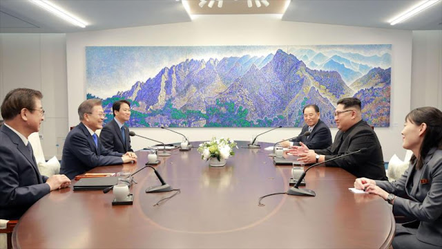 Kim cerrará sitios de pruebas nucleares si EEUU termina la guerra