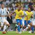 """Seleção Brasileira - Vitória em um clássico que não foi """"Super"""""""