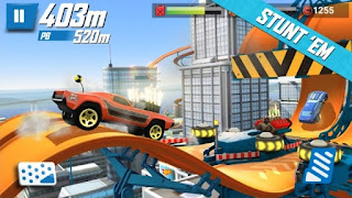 Games Hot Wheels: Race Off App