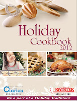 2012 Clarion/Register Cookbook