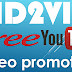 Vid2vid youtube video promotion in hindi step by step