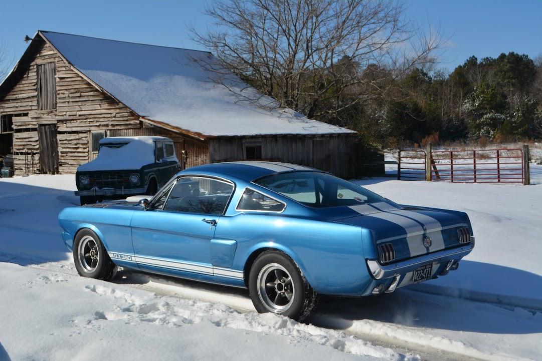 Virginia Classic Mustang Blog Customer Car 1966 Gt350 Mustang Shelby