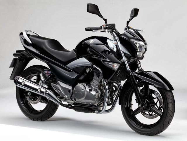 Suzuki Inazuma 250 - Pemasangan CKD Di Malaysia 2014