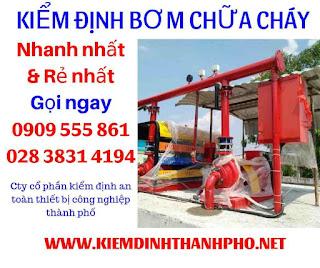 Kiem Dinh Bom Chua Chay