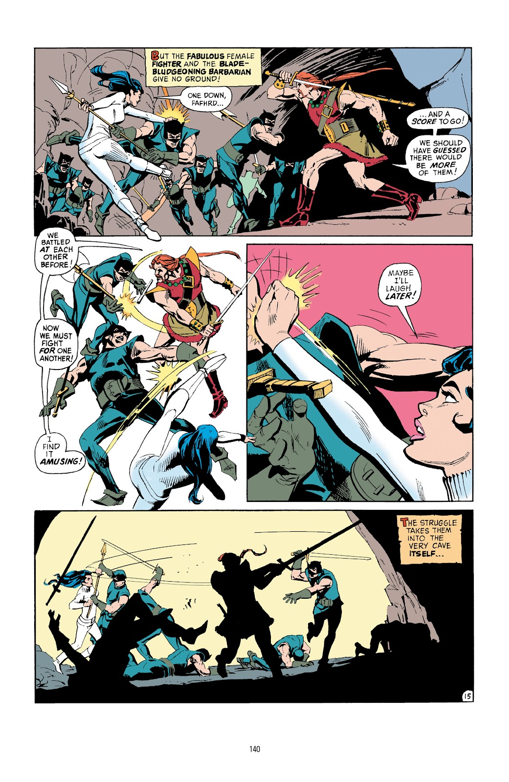 Read online Catwoman: A Celebration of 75 Years comic -  Issue # TPB (Part 2) - 41