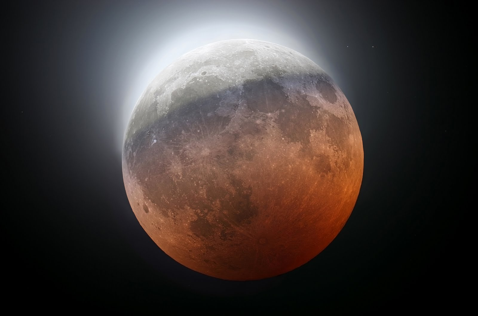Sapere Audeo Eclissi Lunare Totale 2011 La Luna Si